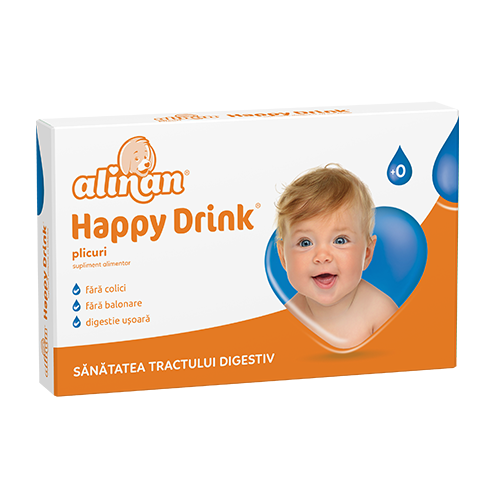 Alinan® Happy Drink, sachets