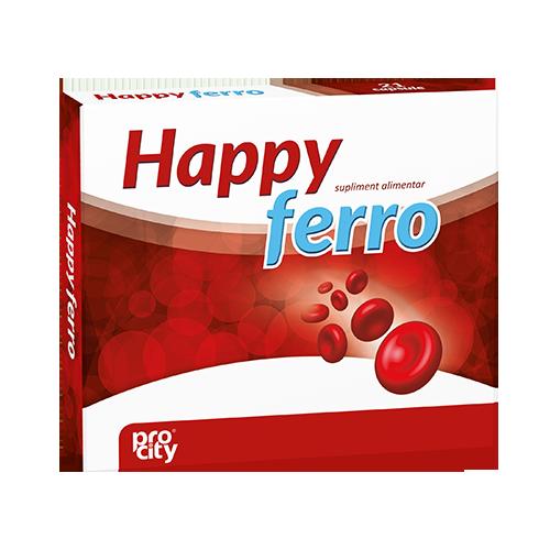 HappyFerro®, capsule