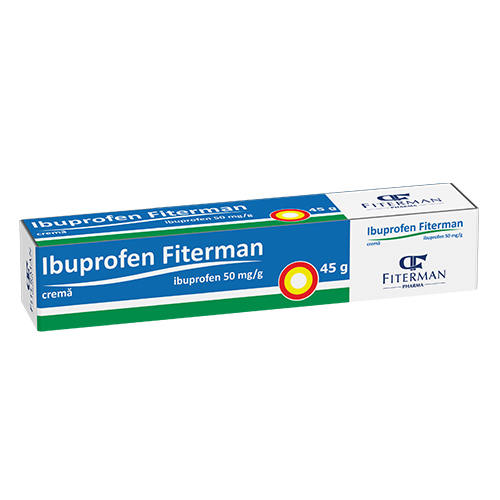 Ibuprofen Fiterman, cream