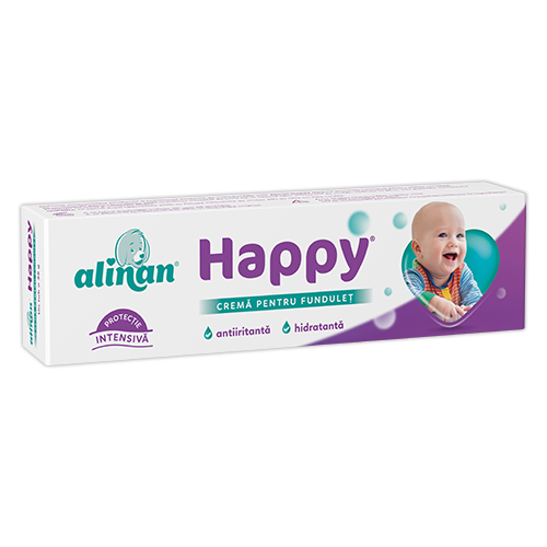 Alinan® Happy® crema pentru fundulet, crema