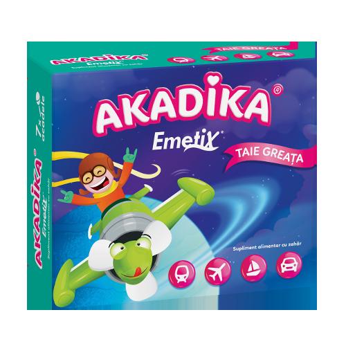 Akadika® Emetix®, sucettes